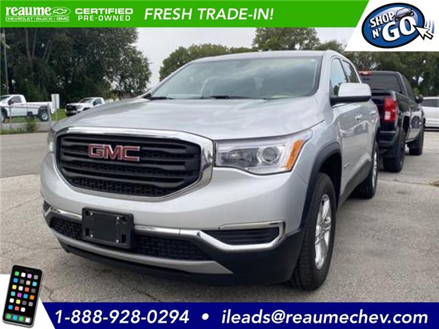 2018 GMC Acadia SLE-1 (Stk: 20-0017A) in LaSalle - Image 1 of 1