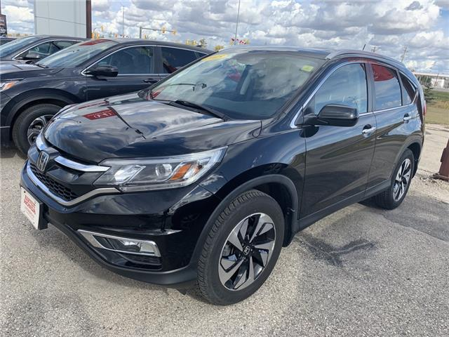 2015 Honda CR-V Touring (Stk: 20394A) in Steinbach - Image 1 of 19