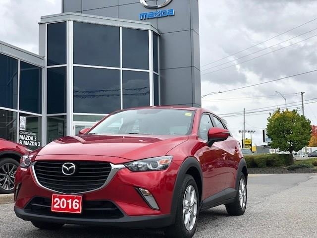 2016 Mazda CX-3 GS (Stk: 211761) in Gloucester - Image 1 of 22
