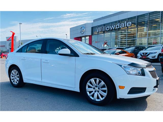 2011 Chevrolet Cruze LT Turbo (Stk: C35616A) in Thornhill - Image 1 of 15