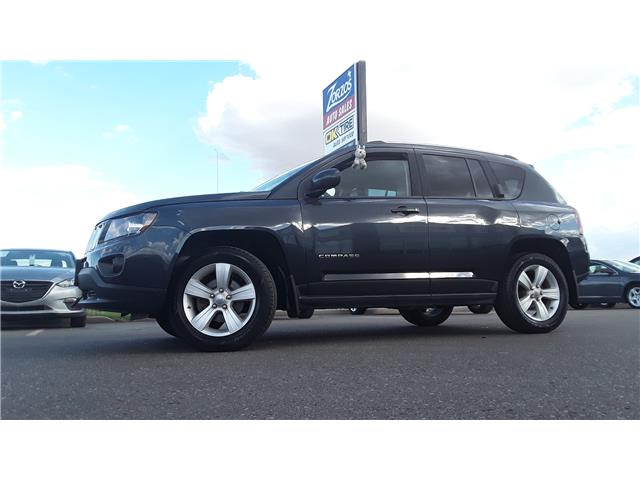 2016 Jeep Compass Sport/North (Stk: ) in Brandon - Image 1 of 28