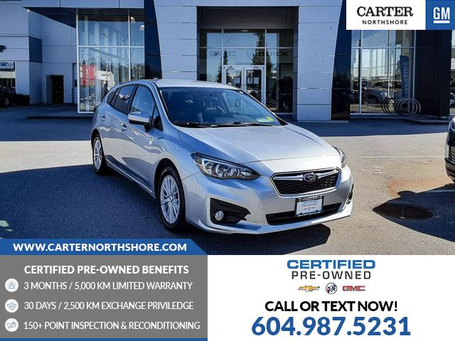 2018 Subaru Impreza Touring (Stk: BL25361) in North Vancouver - Image 1 of 27