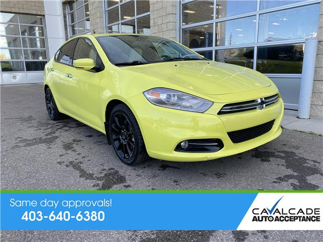 2013 Dodge Dart Limited/GT (Stk: R60572) in Calgary - Image 1 of 21