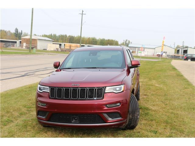 2018 Jeep Grand Cherokee Overland (Stk: LP076) in Rocky Mountain House - Image 1 of 27