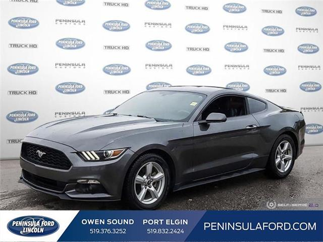2016 Ford Mustang V6 (Stk: 2107) in Owen Sound - Image 1 of 24