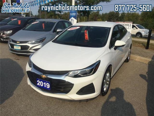 2019 Chevrolet Cruze LT (Stk: P6601) in Courtice - Image 1 of 13