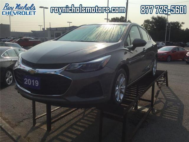 2019 Chevrolet Cruze LT (Stk: P6602) in Courtice - Image 1 of 11