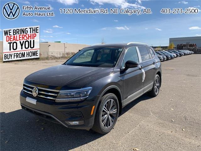 2020 Volkswagen Tiguan Highline (Stk: 20163) in Calgary - Image 1 of 30