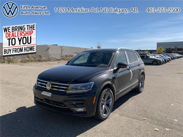 2020 Volkswagen Tiguan Highline (Stk: 20182) in Calgary - Image 1 of 30