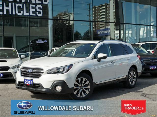 2019 Subaru Outback 2.5i Premier w-EyeSight Pkg >>No accident<< (Stk: P3340) in Toronto - Image 1 of 20