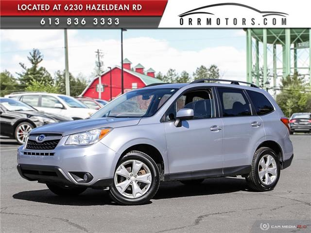 2014 Subaru Forester 2.5i (Stk: 6229) in Stittsville - Image 1 of 27