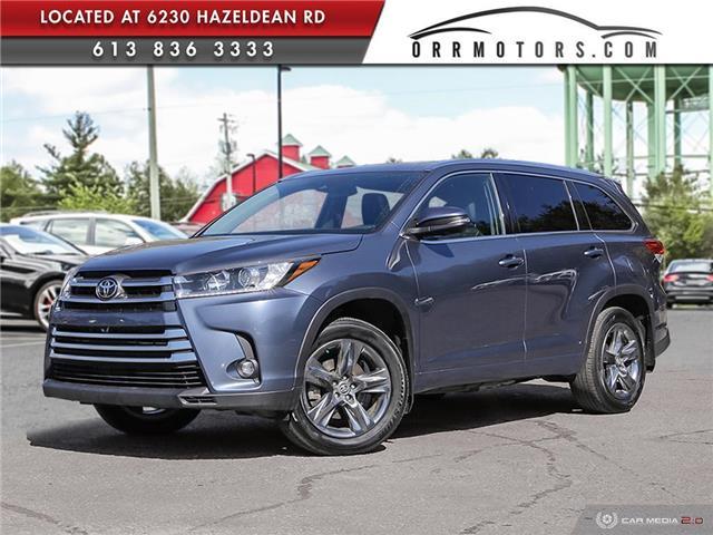 2019 Toyota Highlander Limited (Stk: 6230) in Stittsville - Image 1 of 27