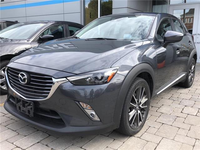 2017 Mazda CX-3 GT (Stk: P3015) in Toronto - Image 1 of 22