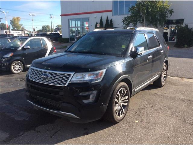 2017 Ford Explorer Platinum (Stk: A9250) in Sarnia - Image 1 of 1