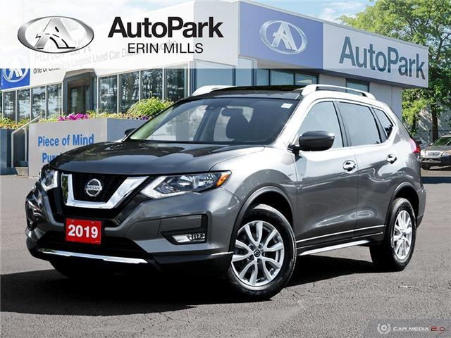 2019 Nissan Rogue SV (Stk: 791882AP) in Mississauga - Image 1 of 27