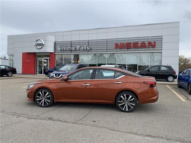 2020 Nissan Altima 2.5 Platinum (Stk: 20-261) in Smiths Falls - Image 1 of 13