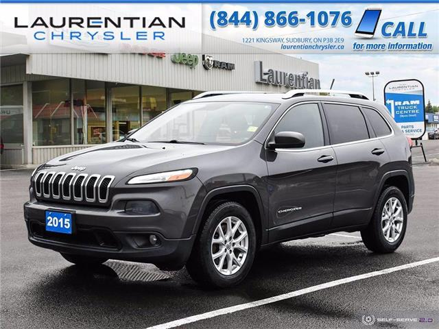 2015 Jeep Cherokee North (Stk: 20289A) in Sudbury - Image 1 of 26