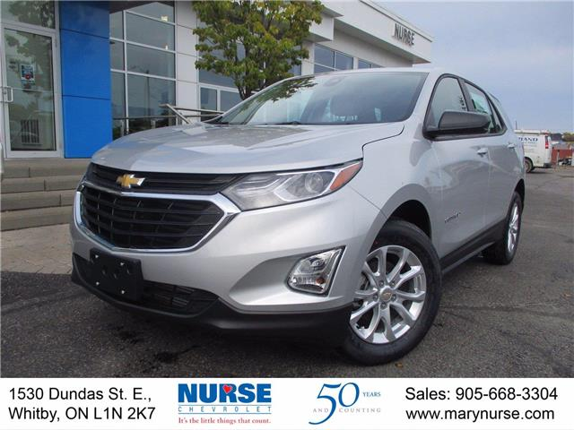 2021 Chevrolet Equinox LS (Stk: 21T002) in Whitby - Image 1 of 26