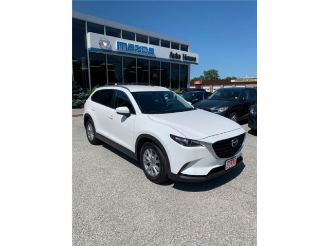 2017 Mazda CX-9 GS (Stk: M4344) in Sarnia - Image 1 of 13