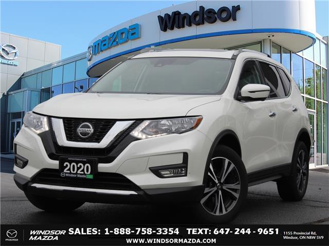 2020 Nissan Rogue SV (Stk: PR3066) in Windsor - Image 1 of 26