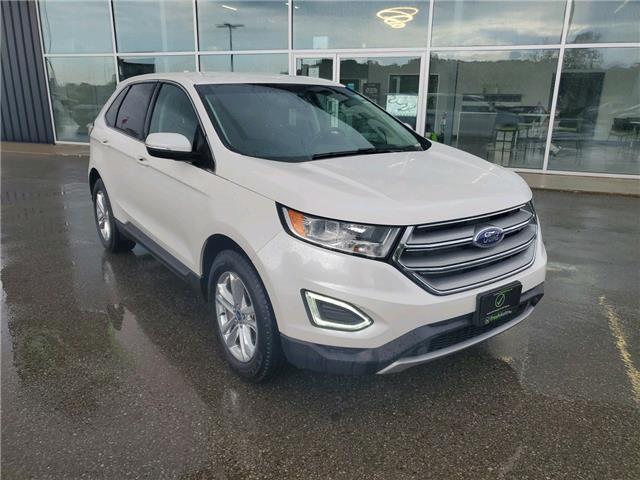 2018 Ford Edge SEL (Stk: 5773 Tillsonburg) in Tillsonburg - Image 1 of 30