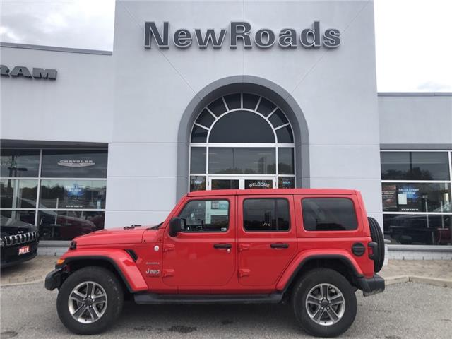 2020 Jeep Wrangler Unlimited Sahara (Stk: 25059P) in Newmarket - Image 1 of 13