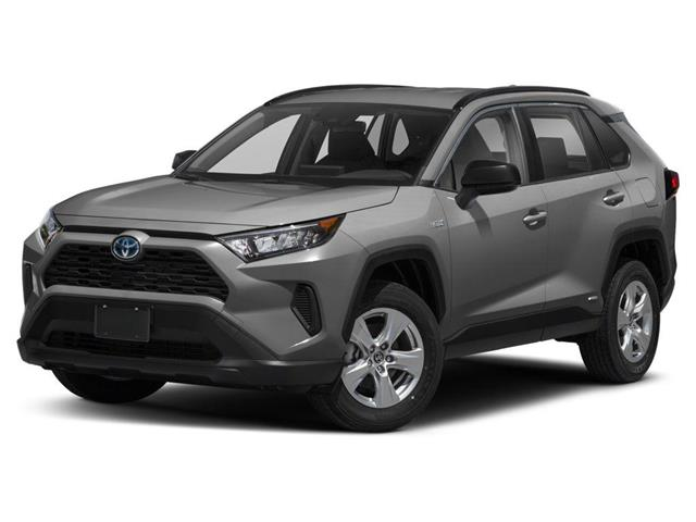 2021 Toyota RAV4 LE (Stk: N2126) in Timmins - Image 1 of 9