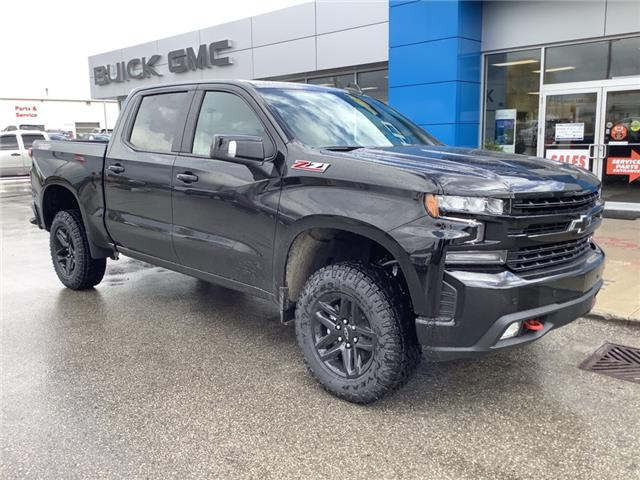 2021 Chevrolet Silverado 1500 LT Trail Boss (Stk: 21-068) in Listowel - Image 1 of 18