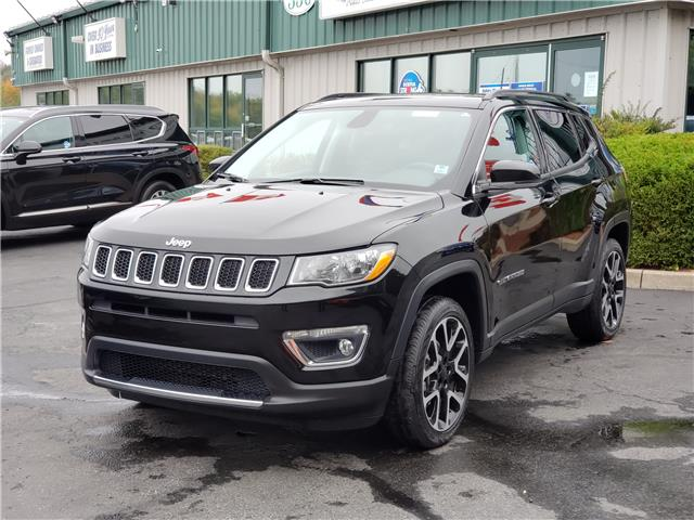 2019 Jeep Compass Limited (Stk: 10879) in Lower Sackville - Image 1 of 24