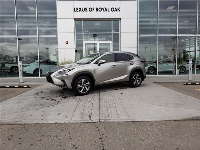 2021 Lexus NX 300 Base (Stk: L21032) in Calgary - Image 1 of 13