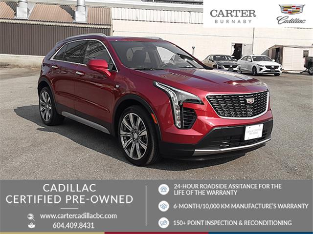 2019 Cadillac XT4 Premium Luxury (Stk: C9-57822) in Burnaby - Image 1 of 23
