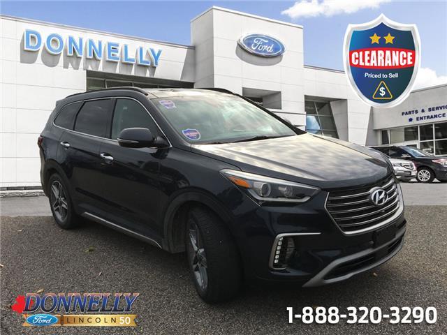 2018 Hyundai Santa Fe XL  (Stk: CLDT1284A) in Ottawa - Image 1 of 28