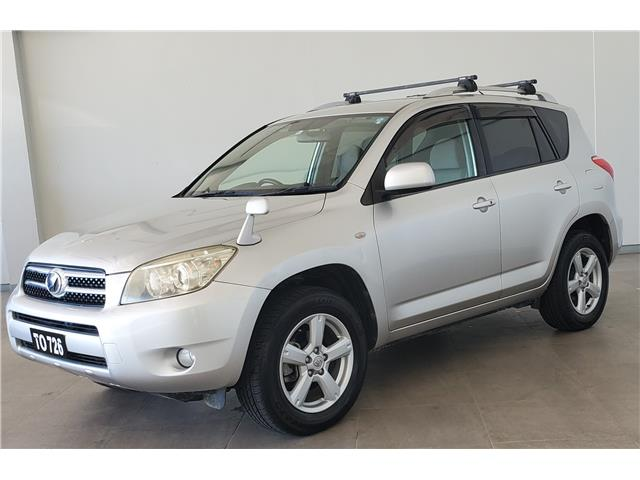 2008 Toyota RAV4  (Stk: RLO726) in Canefield - Image 1 of 3