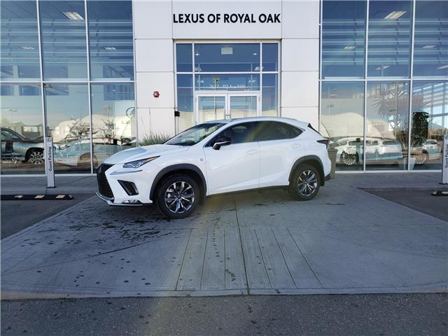 2021 Lexus NX 300 Base (Stk: L21029) in Calgary - Image 1 of 13