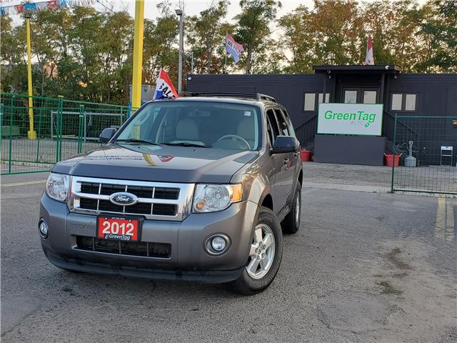 2012 Ford Escape XLT (Stk: 5506) in Mississauga - Image 1 of 28