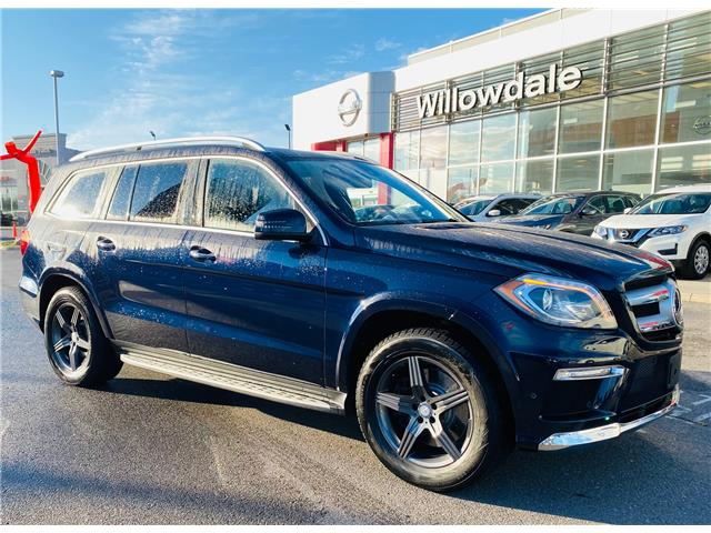 2016 Mercedes-Benz GL-Class Base (Stk: C35645) in Thornhill - Image 1 of 20