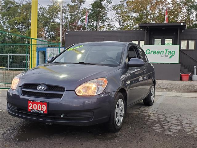 2009 Hyundai Accent GL Sport (Stk: 5504) in Mississauga - Image 1 of 19