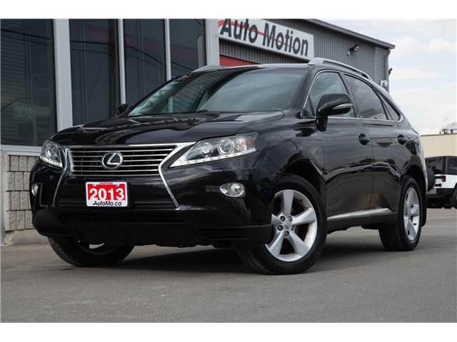 2013 Lexus RX 350 Base (Stk: 20882) in Chatham - Image 1 of 25