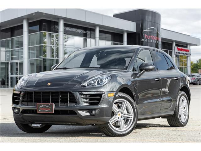 2018 Porsche Macan S (Stk: 20HMS1054) in Mississauga - Image 1 of 27