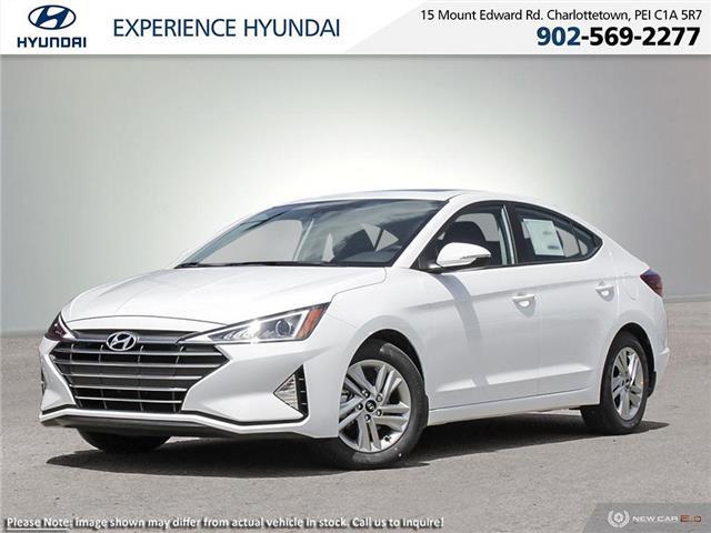 2020 Hyundai Elantra Preferred w/Sun & Safety Package (Stk: N998) in Charlottetown - Image 1 of 23
