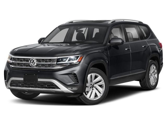 2021 Volkswagen Atlas 3.6 FSI Highline (Stk: W1919) in Toronto - Image 1 of 9