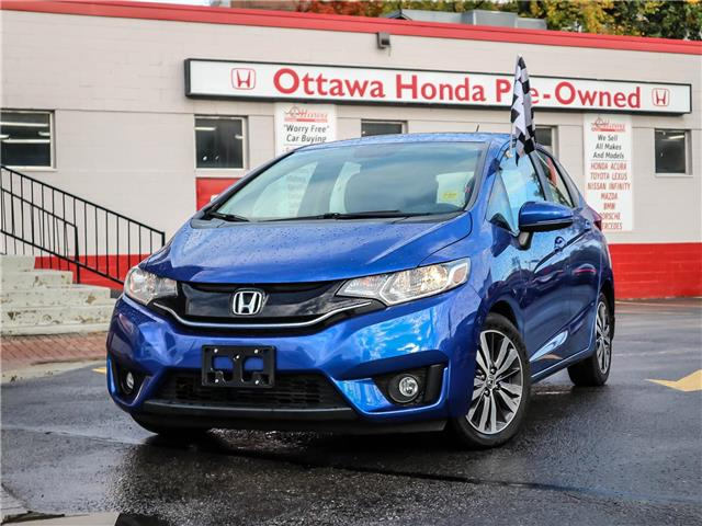2016 Honda Fit EX (Stk: 331121) in Ottawa - Image 1 of 27