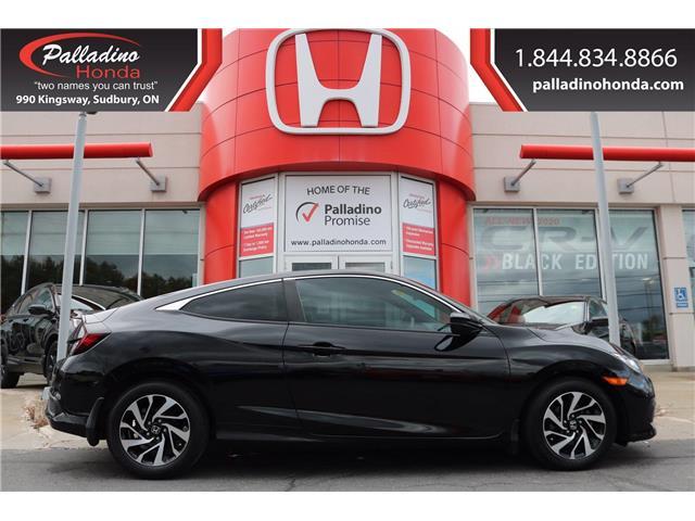 2016 Honda Civic LX (Stk: U9733) in Greater Sudbury - Image 1 of 34