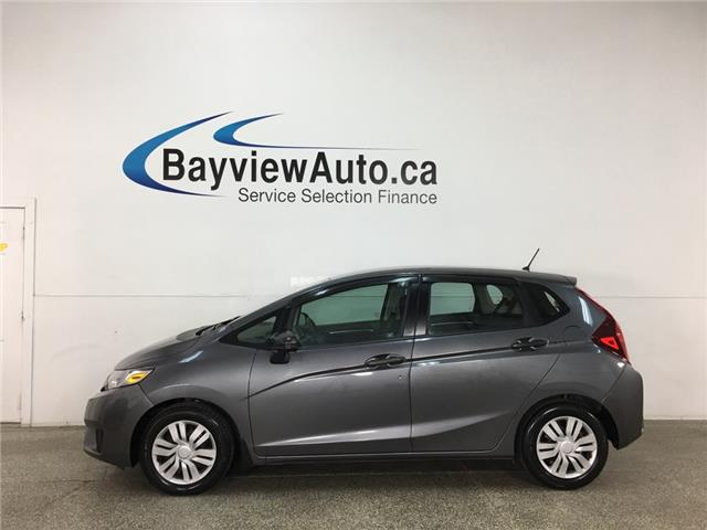 2015 Honda Fit DX (Stk: 37087W) in Belleville - Image 1 of 28