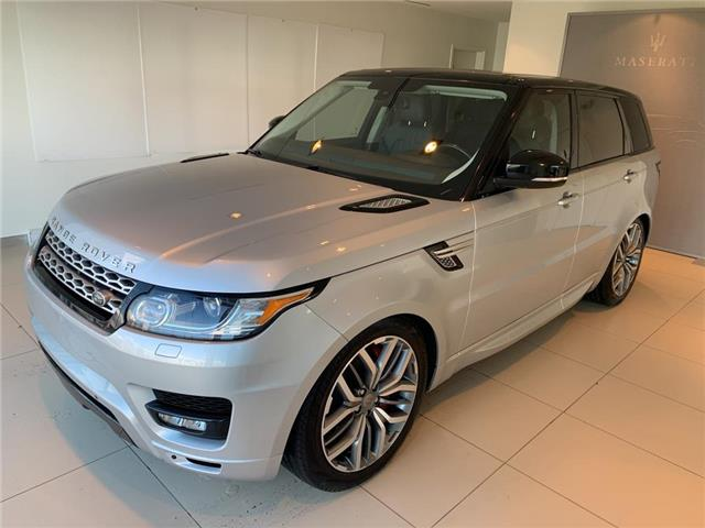 2015 Land Rover Range Rover Sport V8 Supercharged (Stk: PL012A) in Laval - Image 1 of 26