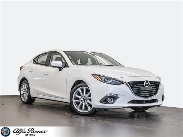 2014 Mazda Mazda3 GT-SKY (Stk: P1128) in Ottawa - Image 1 of 22