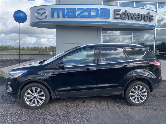 2017 Ford Escape Titanium (Stk: 22442) in Pembroke - Image 1 of 11