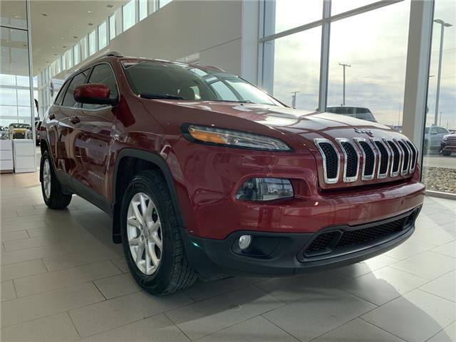 2017 Jeep Cherokee North (Stk: V7508) in Saskatoon - Image 1 of 12