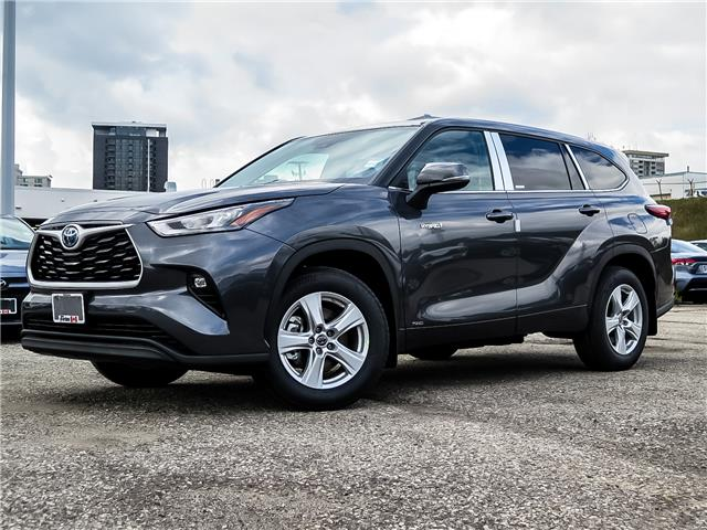 2021 Toyota Highlander Hybrid LE (Stk: 15018) in Waterloo - Image 1 of 20