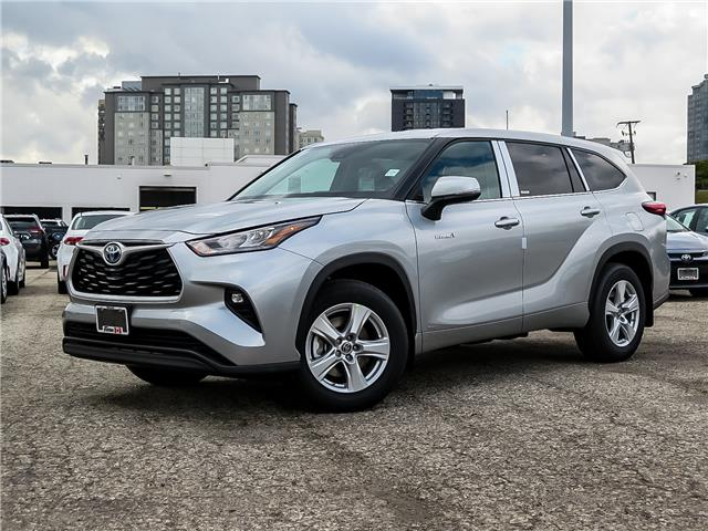 2021 Toyota Highlander Hybrid LE (Stk: 15017) in Waterloo - Image 1 of 20